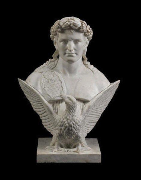 Napoleon Marble bust