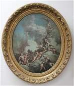 Italian Old Master painting rococo