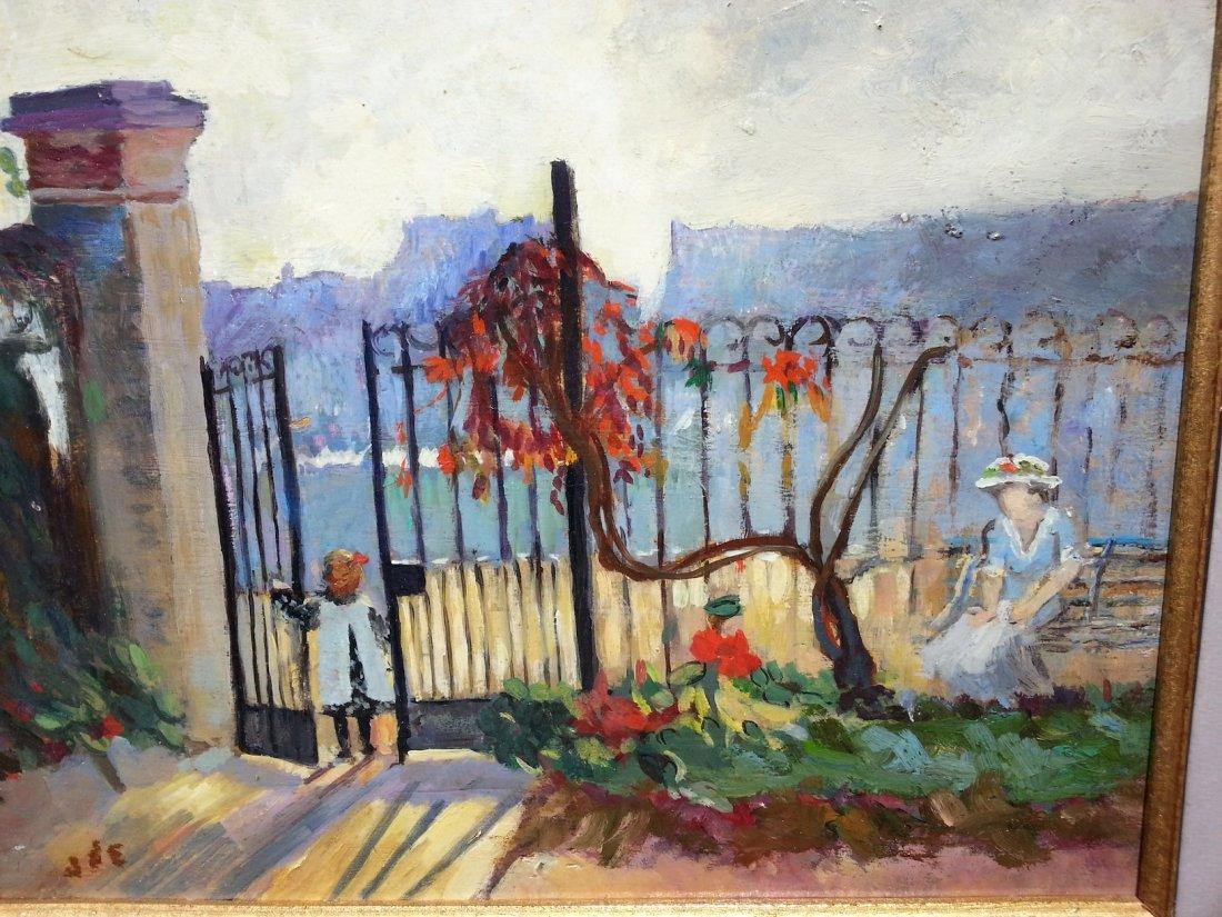George D'Espagnat oil painting