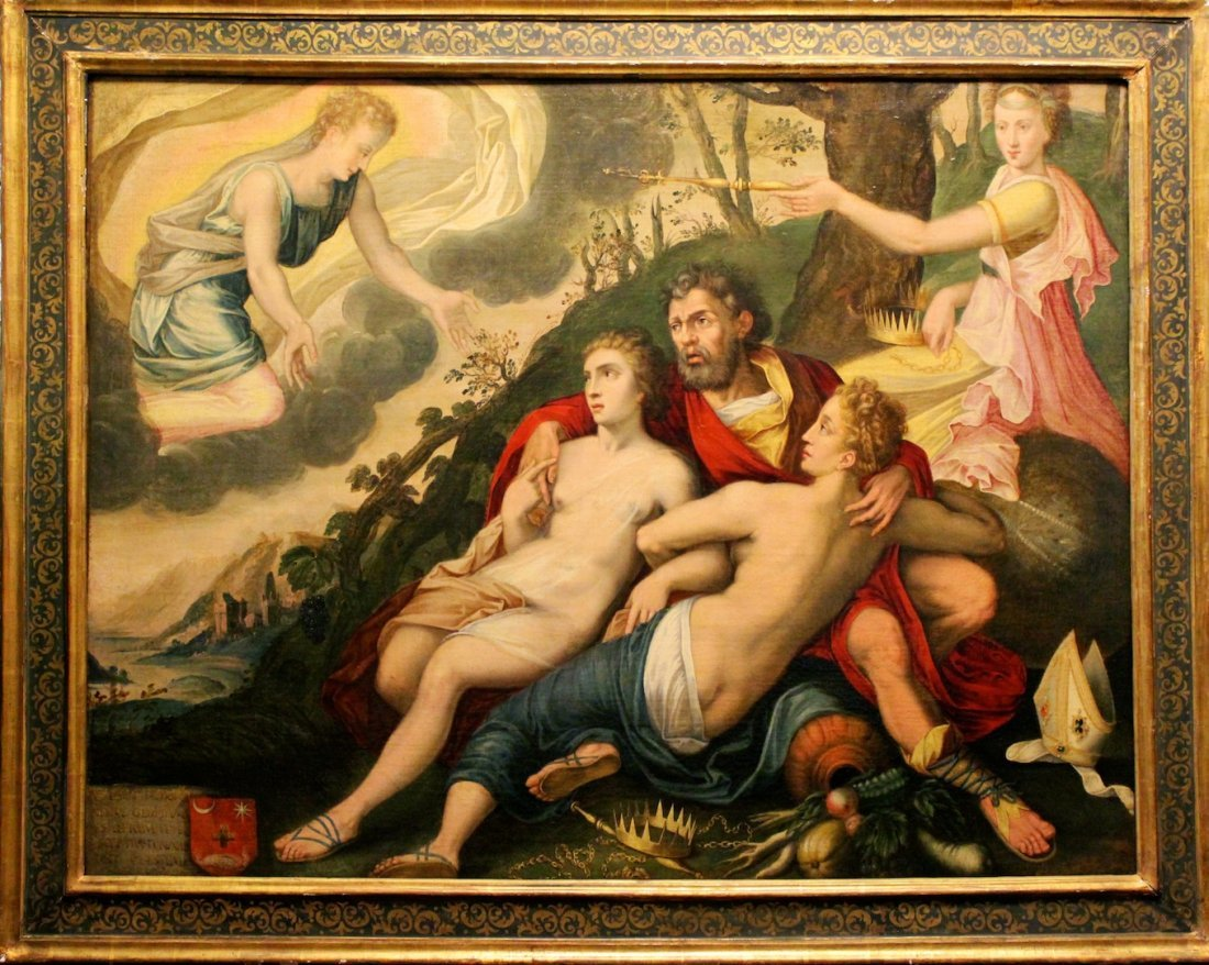 Frans Floris circle Old Master Renaissance