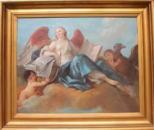 French School Old Master Mythological