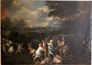 Old Master Donducci attr. Italian Baroque Painting