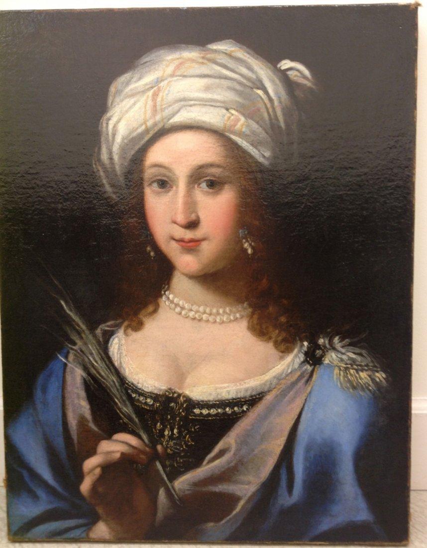 Guido Reni, circle of. Italian Old Master baroque