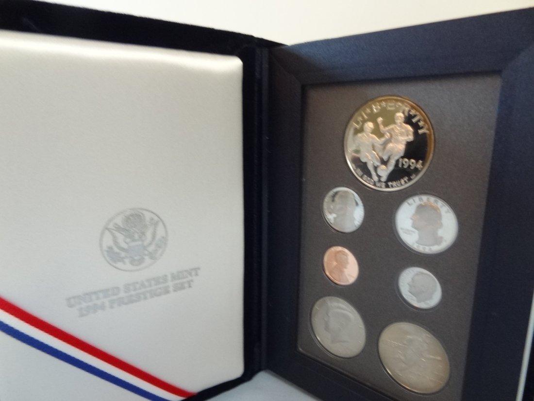 WORLD CUP USA 1994 COMMEMORATIVE COINS UNITED STATES MI