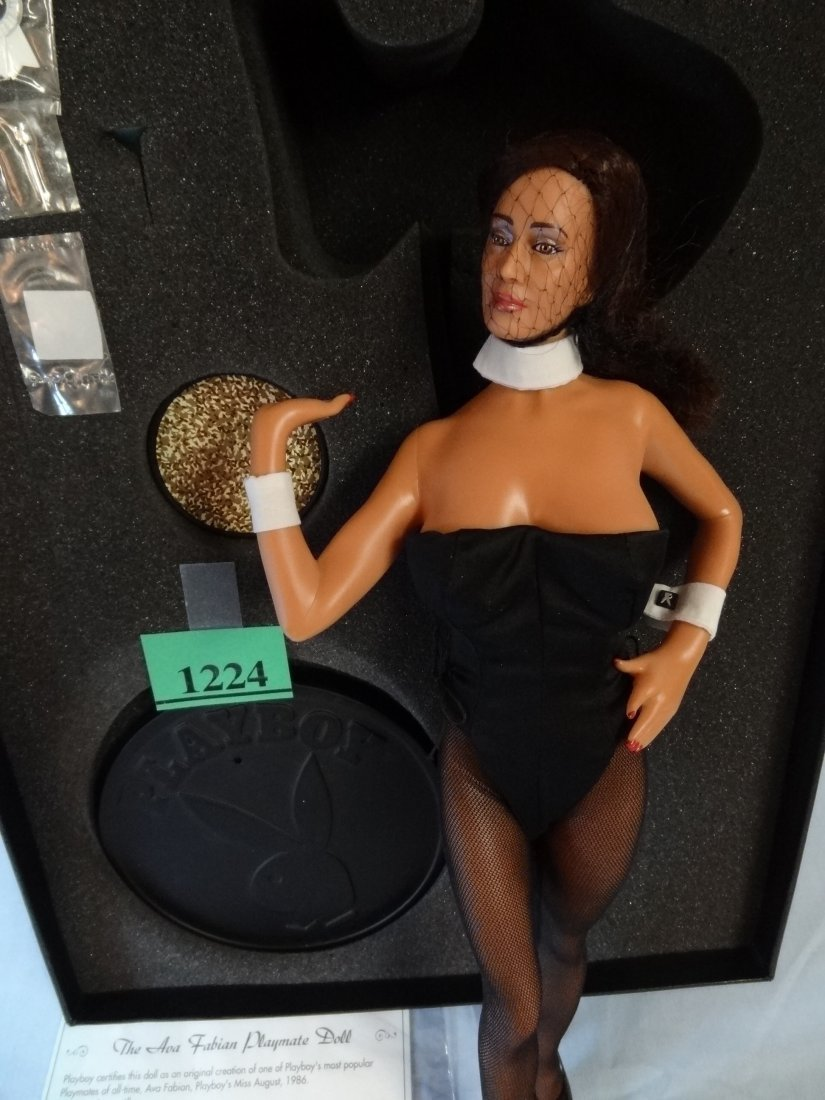 AUGUST, 1986 PLAYBOY PLAYMATE DOLL, A 2003 STRONGHOLD G - 2