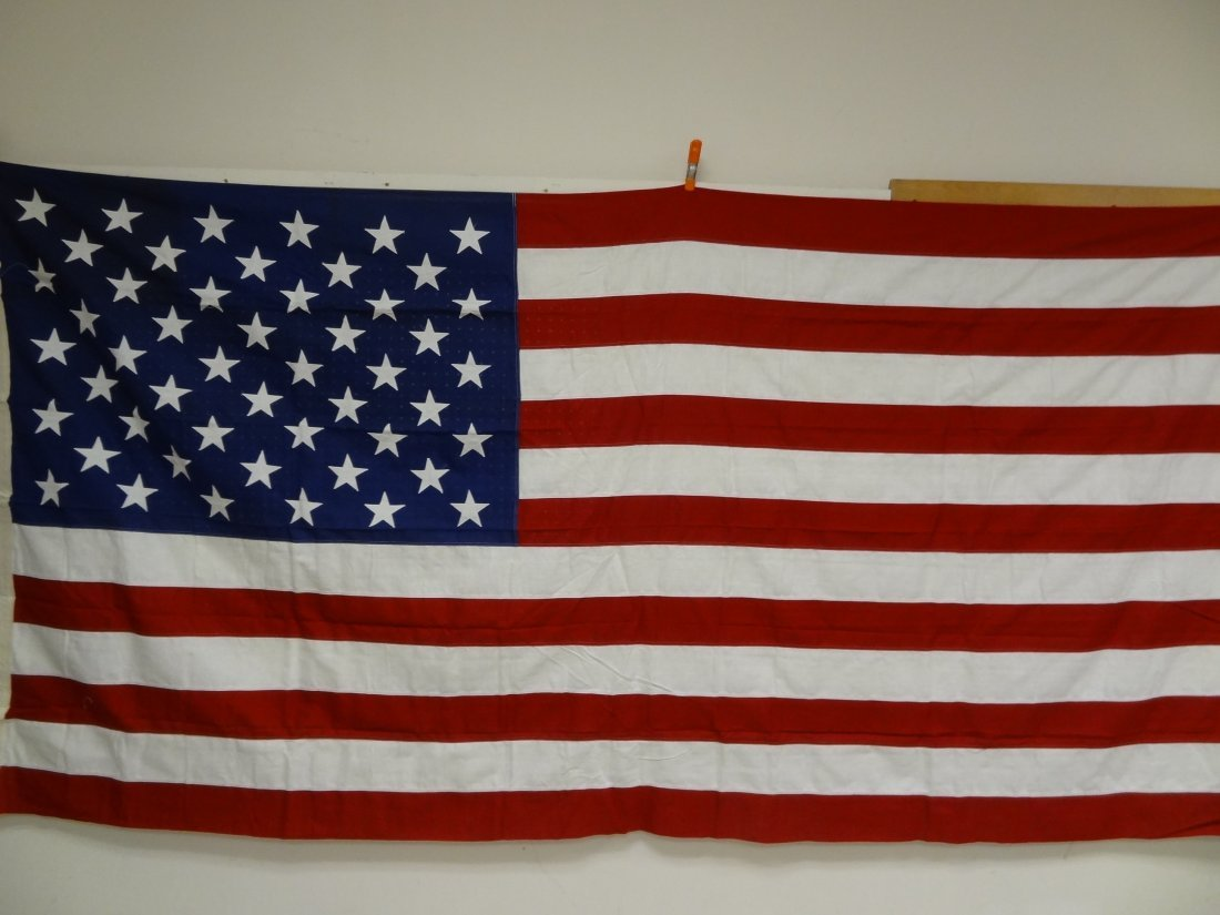 USA AMERICAN 50 STAR FLAG, VERY CLEAN, SEE PHOT