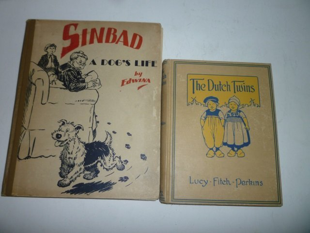 ''THE DUTCH TWINS'' AND ''SINBAD A DOGS LIFE'' CHILDREN