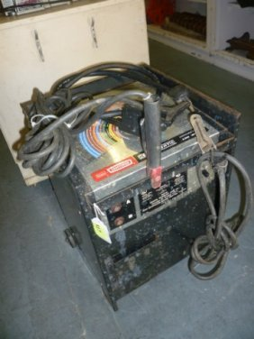 Arc Welder Craftsman Color Matic Model 113 20242