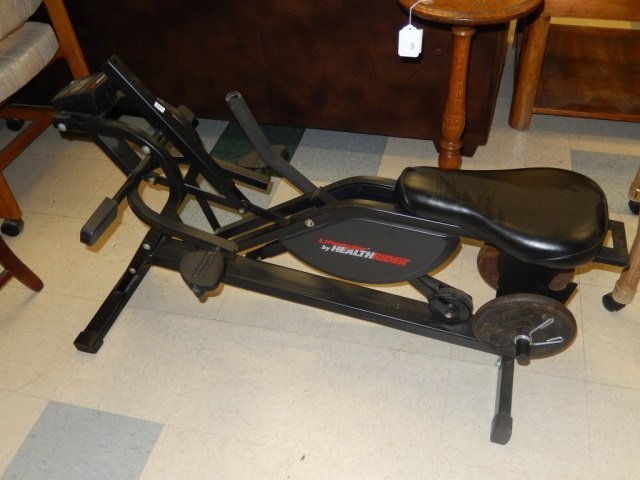 LIFESTYLE  BY HEALTH RIDER EXERCISE EQUIPMENT