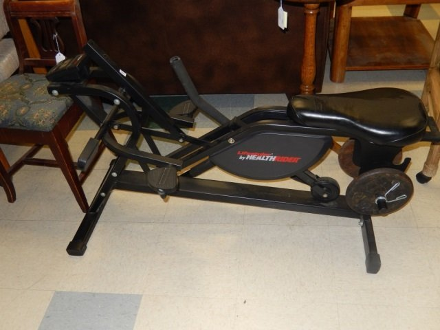 LIFESTYLE  BY HEALTH RIDER EXERCISE EQUIPMENT - 2