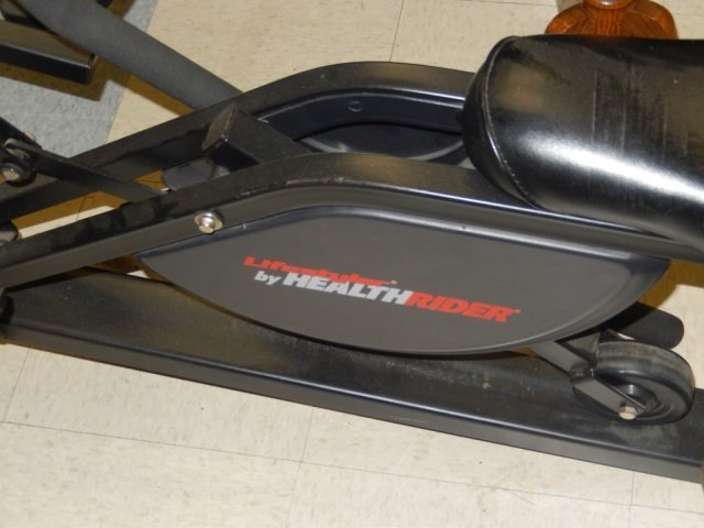LIFESTYLE  BY HEALTH RIDER EXERCISE EQUIPMENT - 3