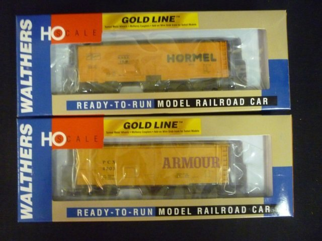 MODEL TRAINS: WALTHER'S READY TO RUN MODEL TRAINS: - 2