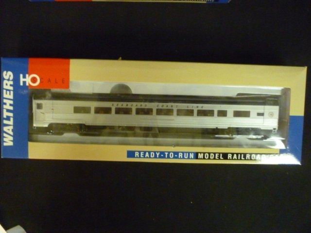 MODEL TRAINS: WALTHER'S READY TO RUN MODEL TRAINS: - 3