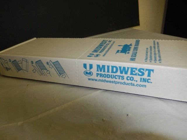 MIDWEST PRODUCTS CO. INC HO SCALE CORK ROADBED CORK - 2