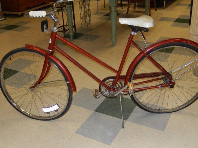 Ladies Bicycle Cruiser Free Spirit From Sears