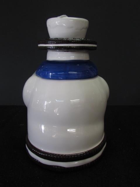 OREO SNOWMAN COOKIE JAR - 3