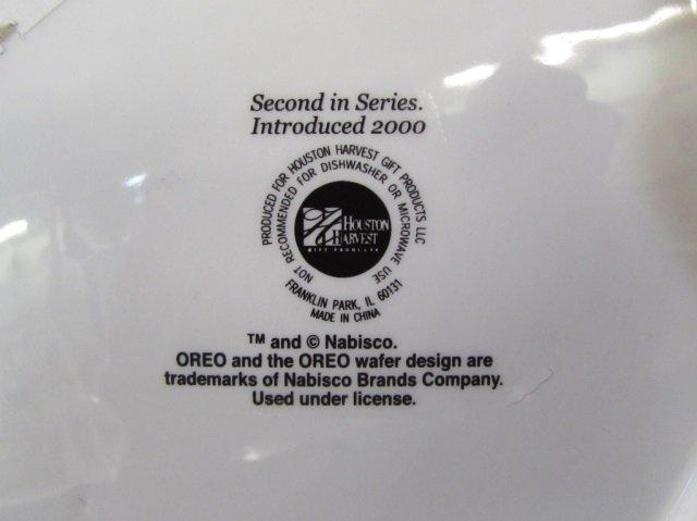 OREO SNOWMAN COOKIE JAR - 4