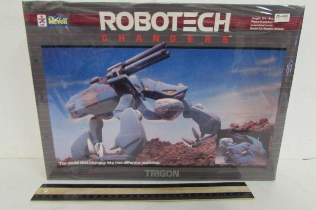 ROBOTECH CHANGERS MODEL KIT