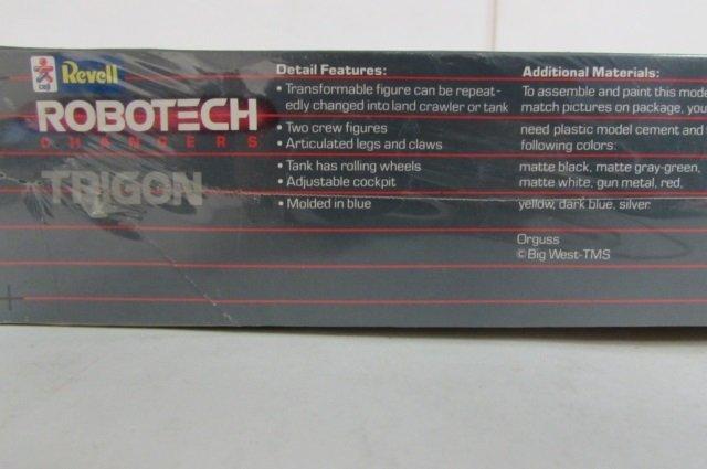 ROBOTECH CHANGERS MODEL KIT - 2