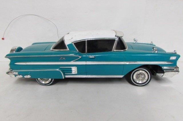 1958 IMPALA LOWRIDER REMOTE CONTROL CAR REMOTE CONTROL