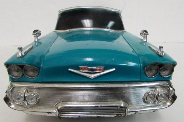 1958 IMPALA LOWRIDER REMOTE CONTROL CAR REMOTE CONTROL - 2