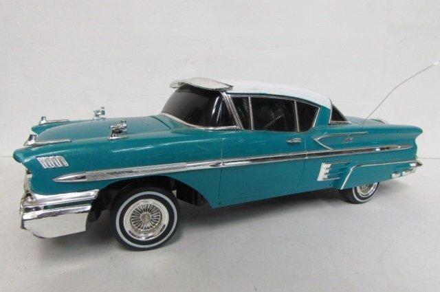 1958 IMPALA LOWRIDER REMOTE CONTROL CAR REMOTE CONTROL - 3