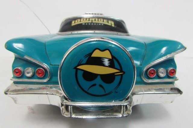 1958 IMPALA LOWRIDER REMOTE CONTROL CAR REMOTE CONTROL - 4