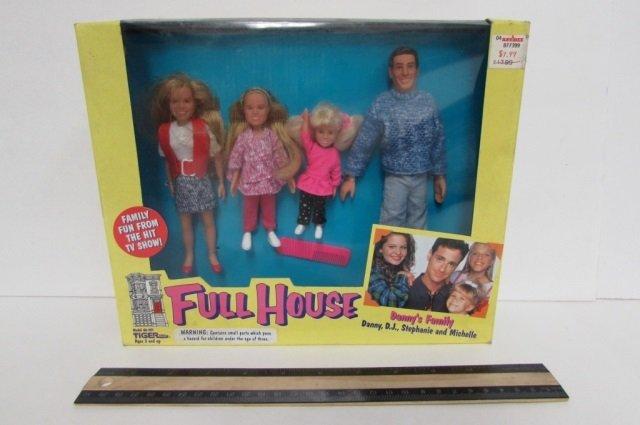 1993 FULL HOUSE FIGURES IN ORIGINAL PACKAGING, DANNY'S