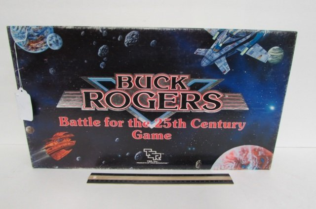 BUCK ROGERS BATTLE OF THE 25TH CENTURY GAME