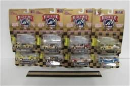 RACING CHAMPIONS LIMITED EDITION NASCARS 8 RACING