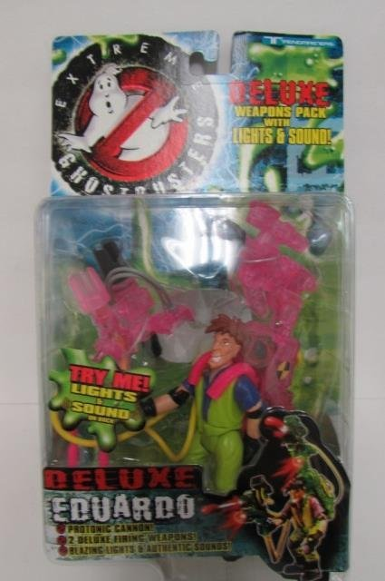 """""""EXTREME GHOSTBUSTERS"""" DELUXE FIGURES (3) 3 FIGURES, - 2"""