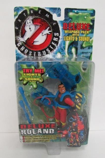 """""""EXTREME GHOSTBUSTERS"""" DELUXE FIGURES (3) 3 FIGURES, - 3"""