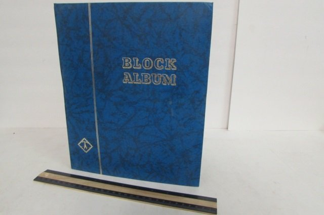 PLATE BLOCK ALBUM COLLECTIBLE STAMPS PLATE BLOCK ALBULM