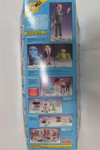 BILLY BALONEY VENTRILOQUIST DOLL IN ORIGINAL PACKAGING, - 2