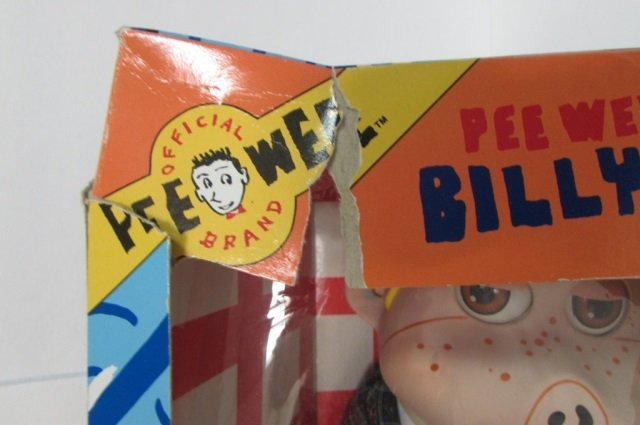 BILLY BALONEY VENTRILOQUIST DOLL IN ORIGINAL PACKAGING, - 3