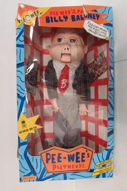 BILLY BALONEY VENTRILOQUIST DOLL IN ORIGINAL PACKAGING, - 4