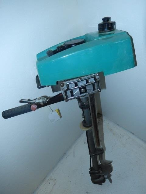 CRUISE N CARRY OUTBOARD MOTOR MODEL 6600, OUTBOARD - 3