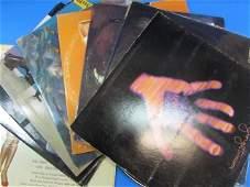 VINTAGE VINYL RECORD ALBUMS 40 BOX LOT INCLUDES LENA
