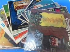 VINTAGE VINYL RECORD ALBUMS (40+) BOX LOT INCLUDES