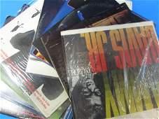 VINTAGE VINYL RECORD ALBUMS (40+) BOX LOT INCLUDES HANK