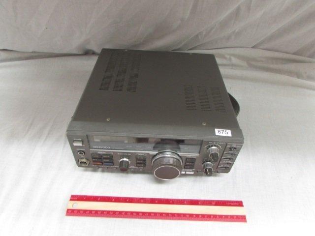 ICOM RADIO TRANSCEIVER WITH MANUAL IC 211 ICOM RADIO - 6