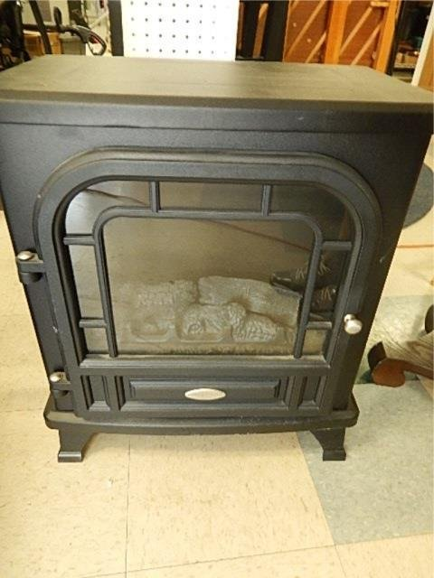 CHIMNEY FREE ELECTRIC FIREPLACE MODEL NUMBER CFS-S508,
