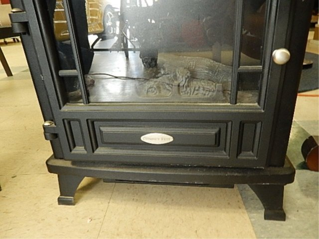 CHIMNEY FREE ELECTRIC FIREPLACE MODEL NUMBER CFS-S508, - 2