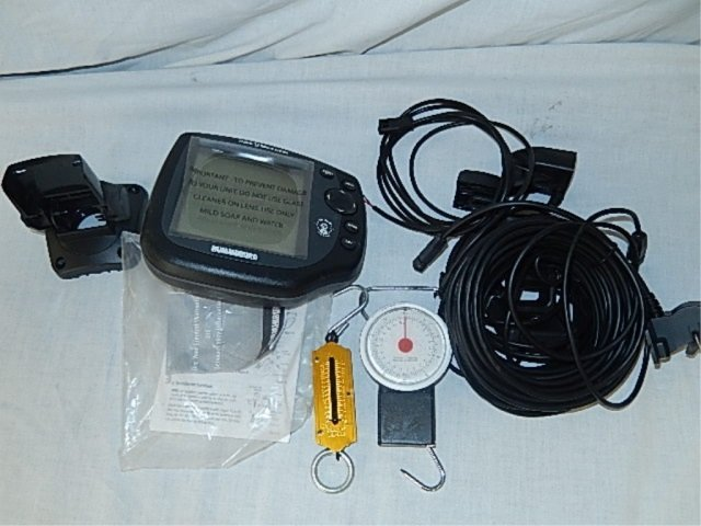 HUMMINBIRD MATRIX 12 FISHING SYSTEM ALSO INCLUDES - 2