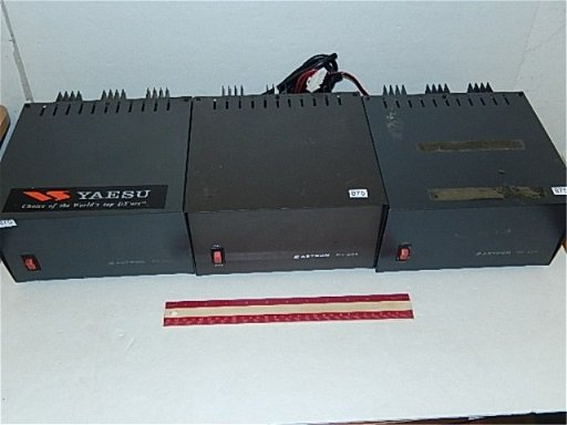 ASTRON HAM RADIO COMPONENT (3) MODEL RS 20A on LiveAuctioneers