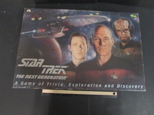 STAR TREK THE NEXT GENERTION BOARD GAME IN ORIGINAL