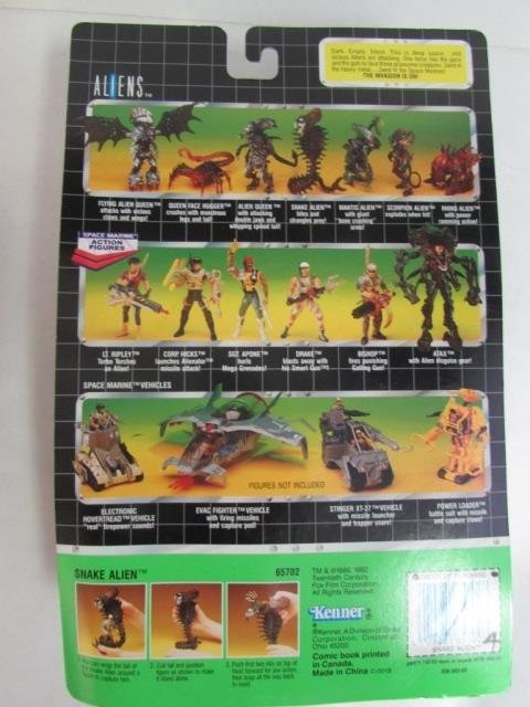 ALIENS & AAAHH REAL MONSTERS TOYS (4) ALL ARE NEW IN - 6