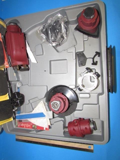 FIVE STAR 18V 5 IN 1 COMBO TOOL KIT SOME MISSING PARTS