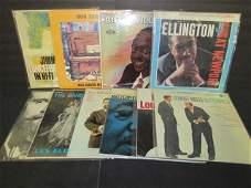 VINYL RECORDS JAZZ INCLUDING ELLINGTON, BILLY WILLIAM,