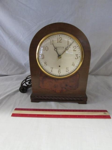 INGRAM SYNCHRONOUS ELECTRIC CLOCK